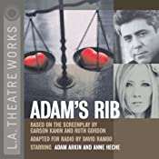 Adam's Rib (Dramatized) | [Garson Kanin, Ruth Gordon (Adapted by David Rambo)]