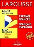 Grand dictionnaire : Espagnol/fran�ais, fran�ais/espagnol