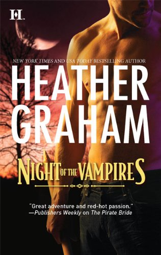 Night of the Vampires (Hqn)