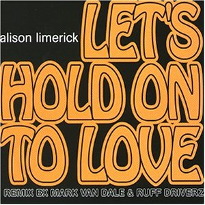 Let's hold on to love [Single-CD]