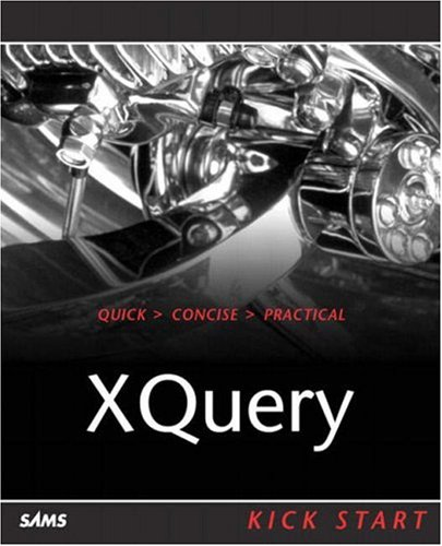 XQuery Kick Start James McGovern, Per Bothner, Kurt Cagle and James Linn