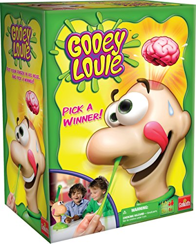 Gooey Louie - Pull the Gooey Boogers Out Until His Head Pops Open Game (Neds Head compare prices)