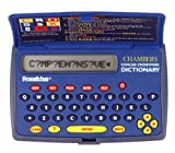 Franklin CWR-108 Chambers Pocket Version Crossword Dictionary
