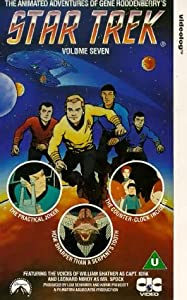 Star Trek Animated Vol.7 [VHS] [UK Import]