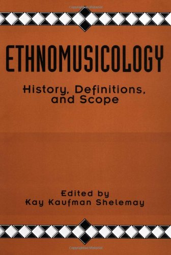 Ethnomusicology: History, Definitions, and Scope: A Core Collection of Scholarly Articles