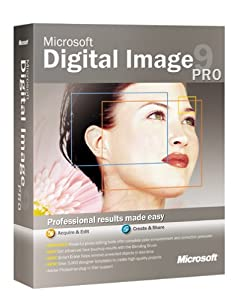 Amazon.com: Microsoft Digital Image Pro 9.0 [OLD VERSION]