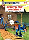 Les Tuniques bleues, tome 42 : Qui veut la peau du Général ? par Cauvin