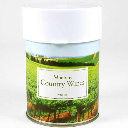 Muntons vin de sureau