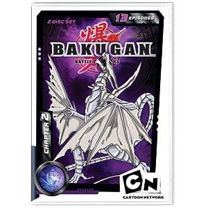 BAKUGAN BATTLE BRAWLERS: CHAPTER 2 5