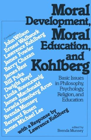 Moral Development Moral Education and Kohlberg image