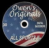 All Sports II Digital Backdrops -Owen's Originals