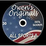 All Sports II Digital Backdrops -Owen's Originals