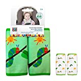 Eric Carle The Hungry Caterpillar Harness Strap Covers Caterpillar
