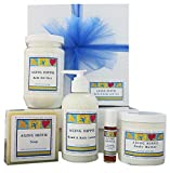 Aging Hippie Bath & Body Gift Set (This Item Ships Free! Promotion Applied During Check Out)