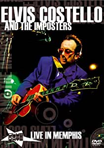 Elvis Costello and the Imposters - Club Date - Live in Memphis