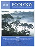 ECOLOGY - A Publication on the Ecological Society of America (Fegruary 2006, Volume 87 Number 2)