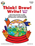 img - for Think! Draw! Write!: 44 Exciting Activities to Help Children Learn Creative Thinking. Self-Expression, and Writing Skills book / textbook / text book