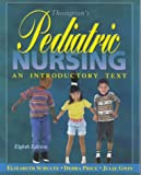 img - for Thompson's Pediatric Nursing: An Introductory Text book / textbook / text book