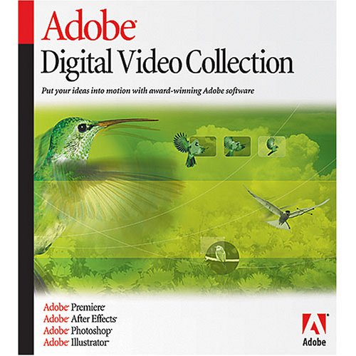 Adobe Photoshop Digital Video Collection Professional 8.0