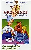 echange, troc Titi & Grosminet : Concentré de Grosminet ! [VHS]