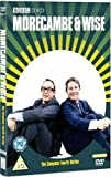 Morecambe & Wise - The Complete Fourth Series [DVD] [1970]