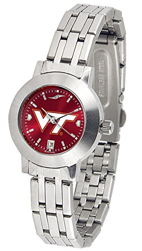 Virginia Tech Hokies Womens Dynasty Anochrome Sports Watch