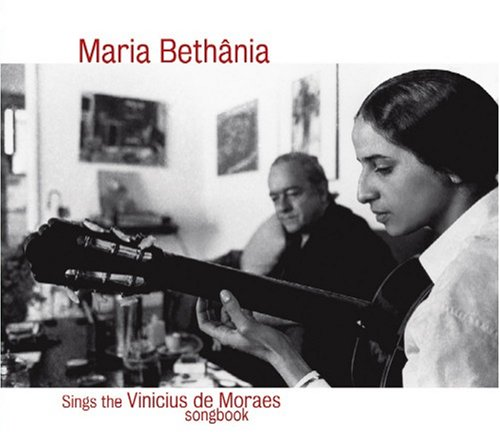 Sings the Vinicius De Moraes Songbook by Maria Bethania