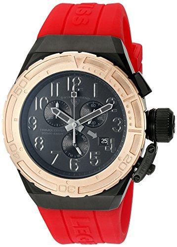 swiss-legend-trimix-diver-20-da-uomo-in-silicone-rosso-banda-orologio-svizzero-al-quarzo-cassa-in-ac