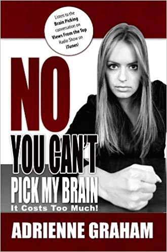 You can't run a blog and NOT read this book! It taught me that it's okay to say no and still not be a jerk!
