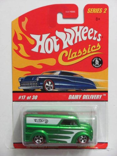 Hot Wheels Classic Series 2: Dairy Delivery