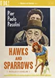 Hawks and Sparrows [Masters of Cinema] (DVD) [1966]