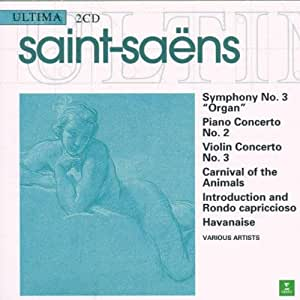 Symphonie No.3 / Concertos / Carnaval des animaux