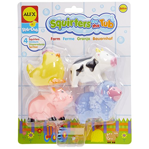 ALEX-Toys-Rub-a-Dub-Bath-Squirters-Farm