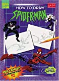 img - for How to Draw Spiderman (Walter Foster How to Draw Series) book / textbook / text book