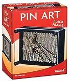 Toysmith Pin Art Novelty Toy, Black