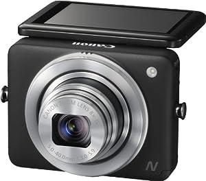 Canon PowerShot N - Cámara compacta de 12.1 Mp (pantalla táctil de 3