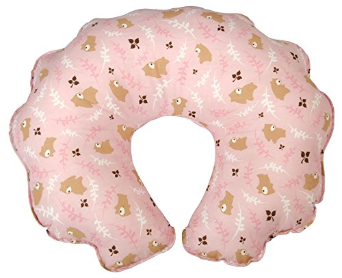 Leachco Cuddle-U Original Cover - Pink Bears