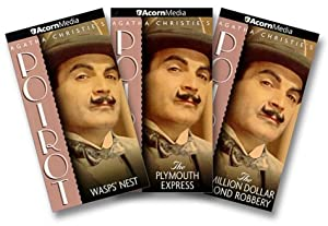 Poirot: 3pc Box: Set 4 - Vhs