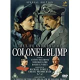 Life and Death of Colonel Blimp [Special Edition] [DVD] [1943]by Roger Livesey