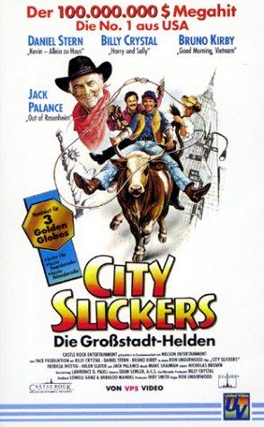 City Slickers 1 - Großstadthelden [VHS]