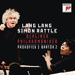 Prokofieff: Klavierkonzert Nr. 3 / Bartók: Klavierkonzert Nr. 2