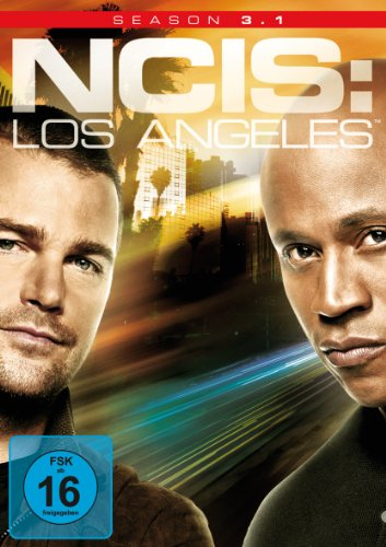 NCIS: Los Angeles - Season 3.1 [3 DVDs]