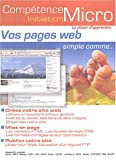 Vos pages Web, simple comme...