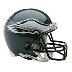 NFL Philadelphia Eagles Replica Mini Football Helmet by Riddell