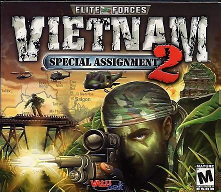 Vietnam 2 (Jewel Case)