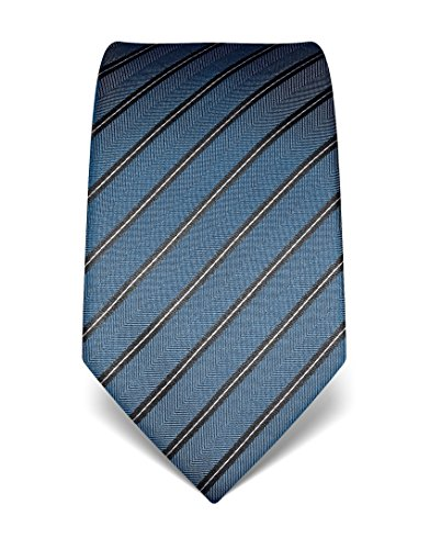 vb-mens-silk-tie-striped-many-colours-availableblue