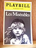 img - for Les Mis rables - Playbill, The Broadhurst Theatre, New York book / textbook / text book