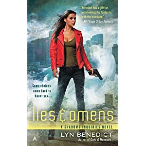 Lies & Omens - Lyn Benedict
