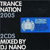 Ministry Of Sound Trance Nation 2005