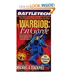 Warrior: En Garde (Battletech) by Michael Stackpole
